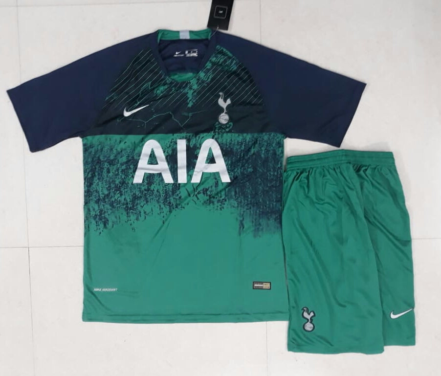 check out 07917 fc44c Tottenham 3rd Jersey & Shorts 2018-19