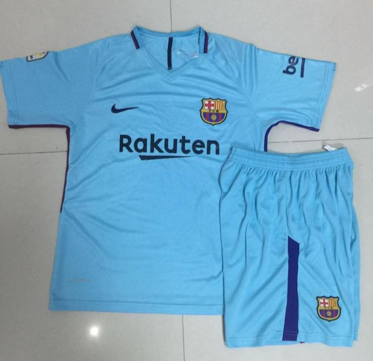 Buy FC Barcelona Away Football Jersey Shorts 2019 20 online India ... 8e807221737b