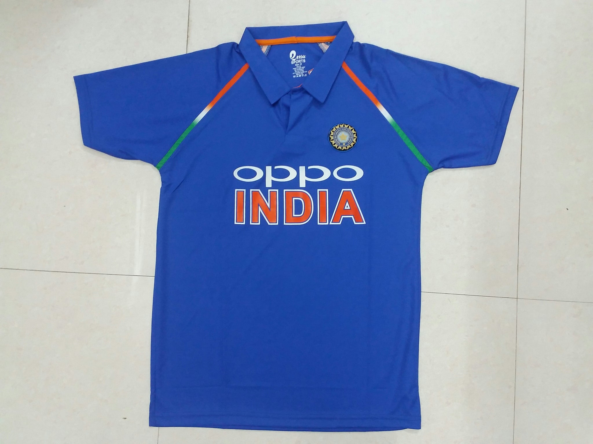 21c656d5b53 India National Cricket Fan Jersey  India National Cricket Fan Jersey ...