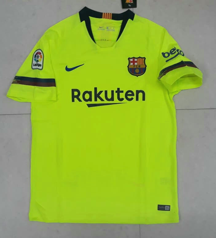 timeless design 07108 463f9 Original Barcelona Premium Away Jersey 2018-19 [Superior Quality]