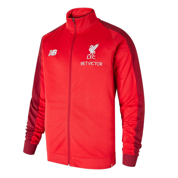 Original Liverpool Premium Zipper Red 2018-19