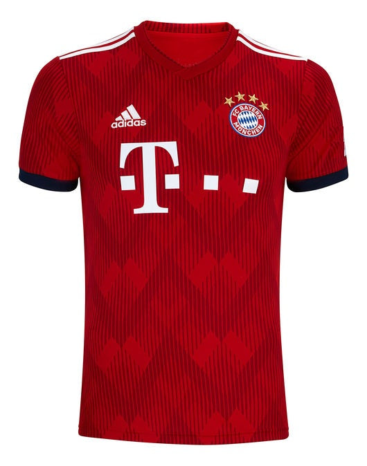 Bayern Munich Home Jersey & Shorts 2018-19