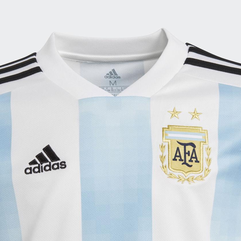 fcdcb1b4916 Argentina Football Jersey FIFA World Cup 2018 replica kit online ...