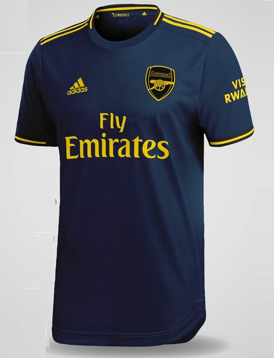 new style daf0f 602a5 Arsenal 3rd Football Jersey Season 2019/20 kit online India ...
