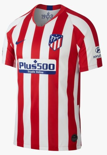 Original Atletico Madrid Premium Home Jersey [Superior Quality] 2019/20