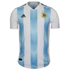 newest collection 4bd78 3397f Original Argentina Premium Home Jersey & Shorts [Optional] World Cup 2018