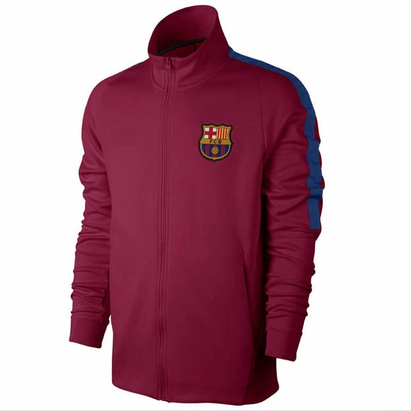 Original Barcelona Premium 3rd Zipper 2017-18