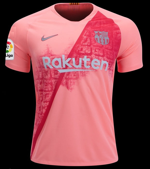 Original Barcelona 3rd Jersey 2018-19 [Superior Quality]