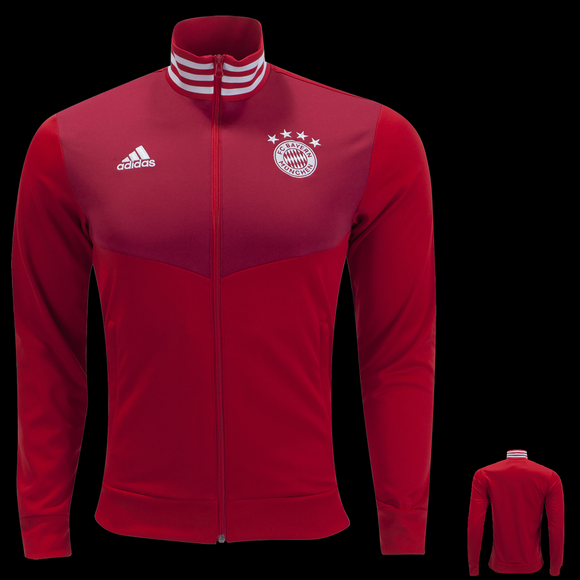 Original Bayern Munich Premium Zipper 2018-19