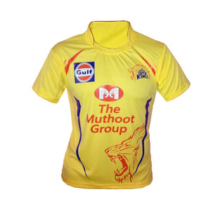 Chennai Super kings IPL Jersey