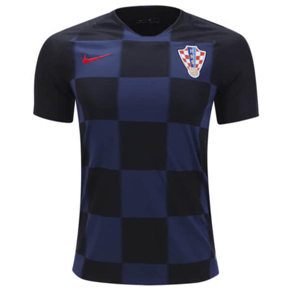 Croatia Away Football Jersey & Shorts FIFA World Cup 2018