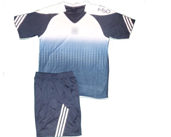 Graphic Designed Polyester Jersey and Shorts