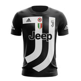 Rare Original Juventus Black EA Sports Edition Jersey 2018-19 [Superior Quality]
