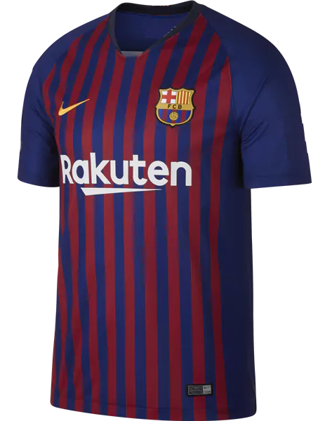 Barcelona Home Jersey & Shorts 2018-19
