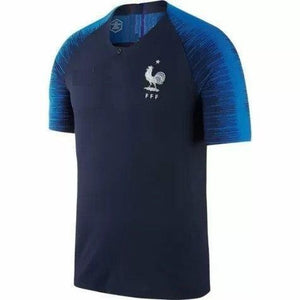 France Home Football Jersey & Shorts FIFA World Cup 2018