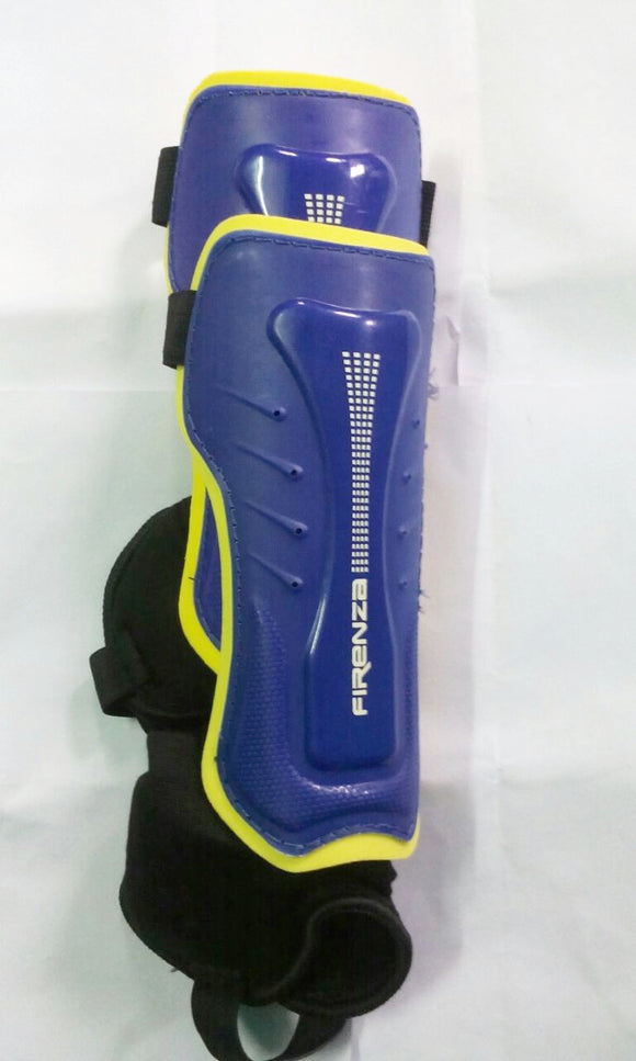 Shin Guards with ankle support - Firenza