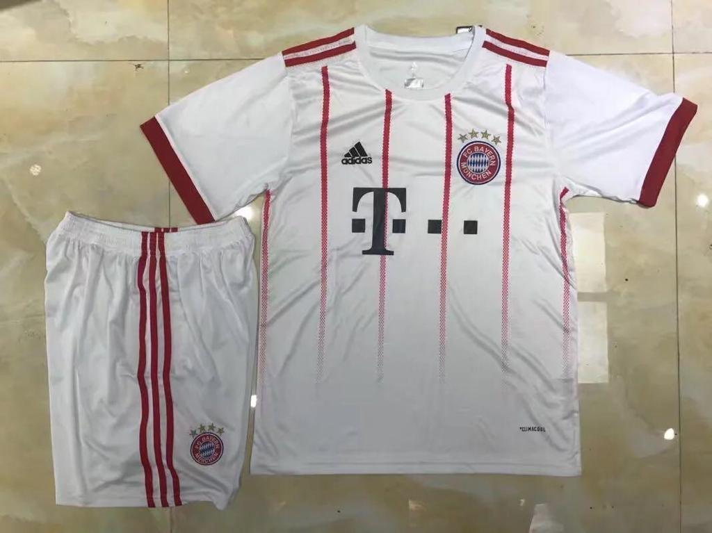 43391a2ef Buy Bayern Munich Football Jersey 2019 20 online India Cheap ...