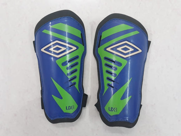 Shin Guards Umbro Blue