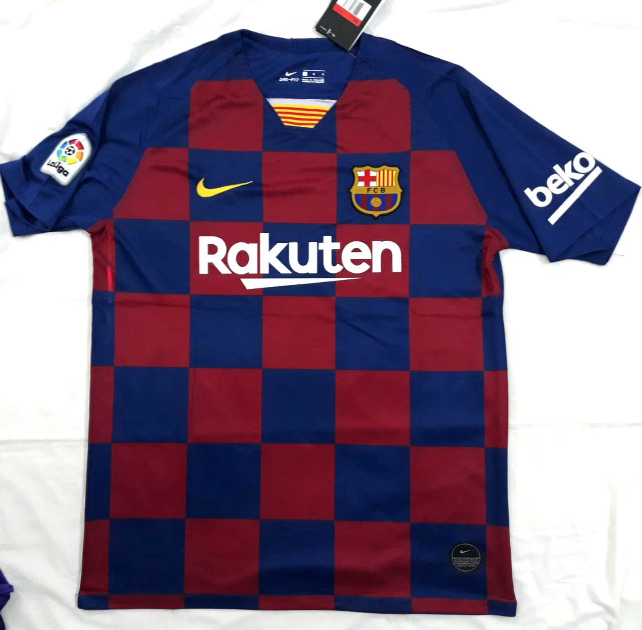 detailed look 3aad7 d4355 Original Barcelona Home Jersey 2019/20 [Superior Quality]
