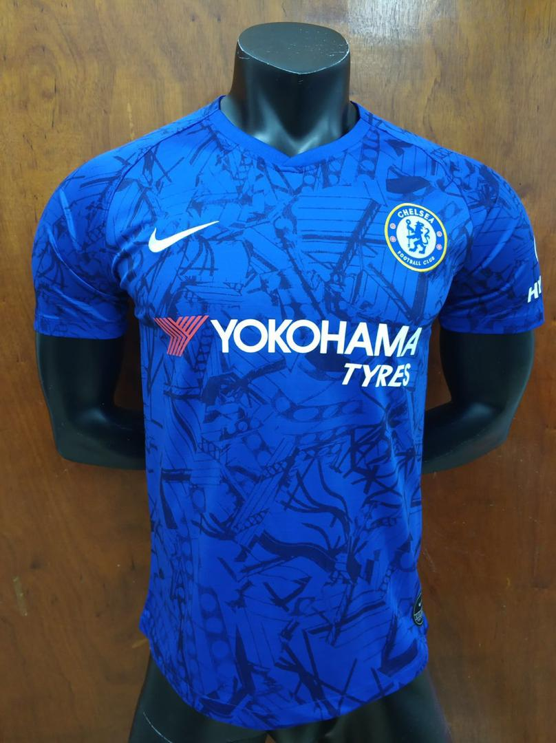 official photos f27f7 0e420 Original Chelsea Home Jersey 2019/20 [Superior Quality]
