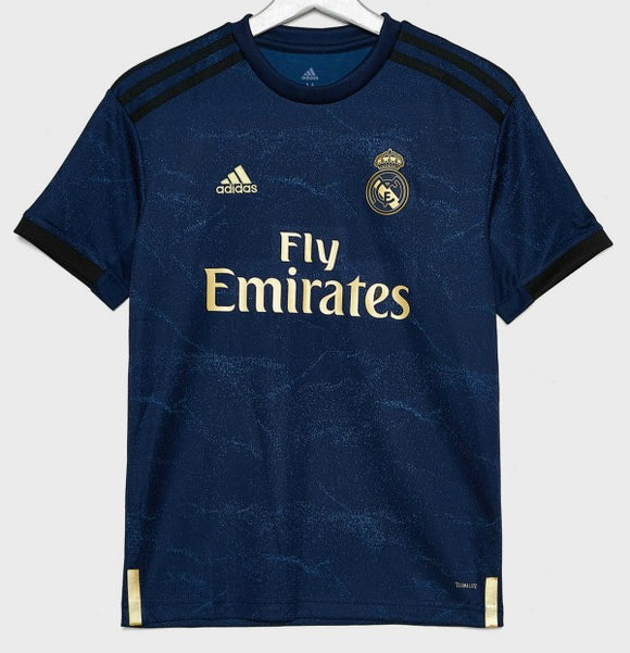 Original Real Madrid Away Jersey [Superior Quality] 2019/20