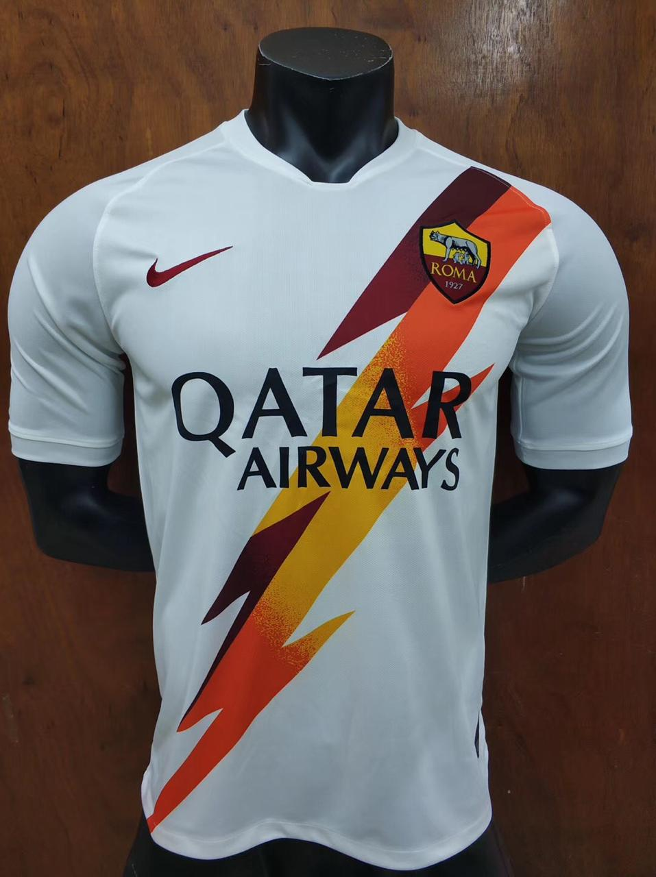 new styles 63d39 b0b91 Original AS Roma Away Jersey 2019/20 [Superior Quality]
