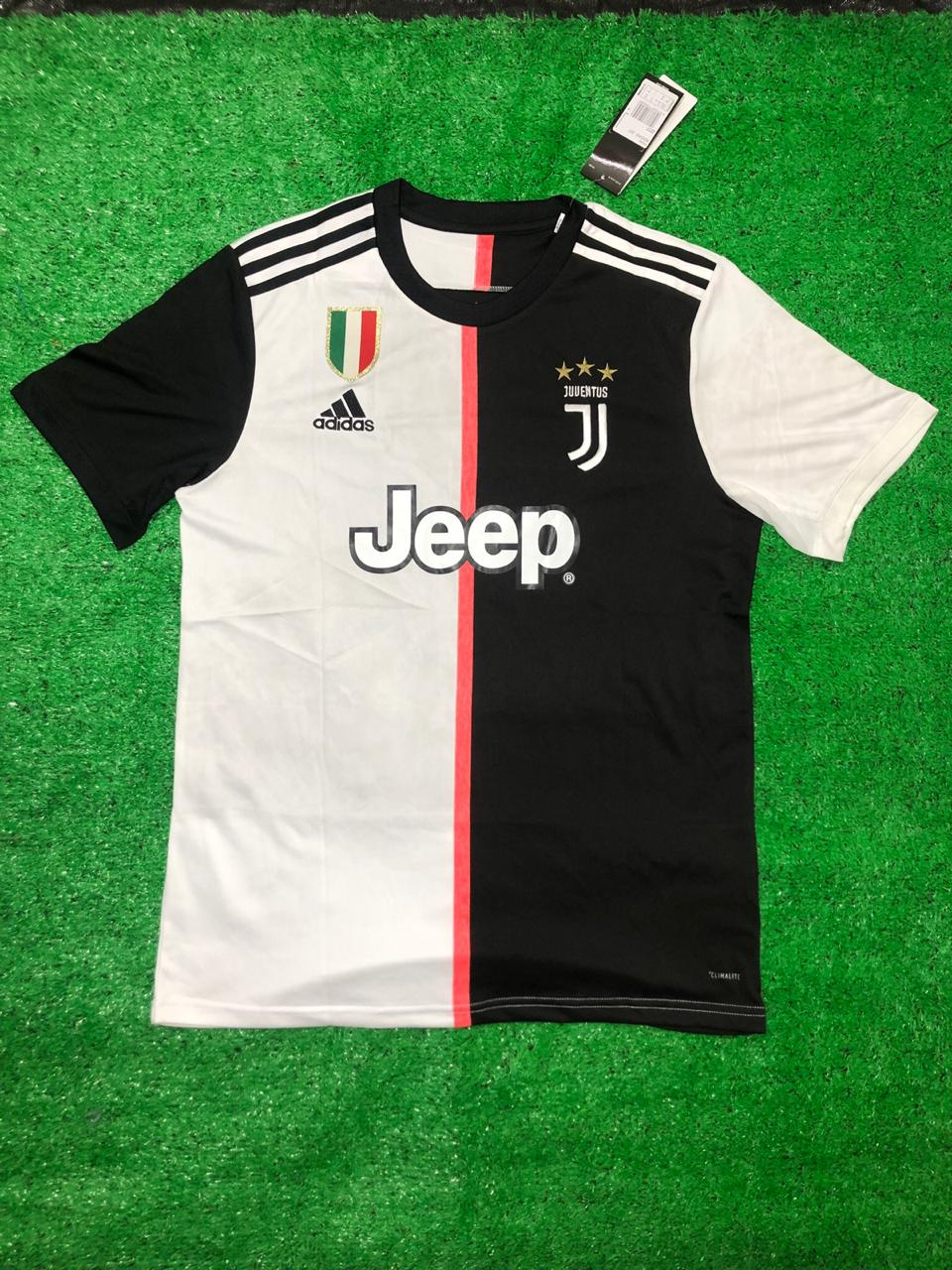buy popular 1904b 23202 Ronaldo Juventus Football Jersey 2019/20 kit online India ...