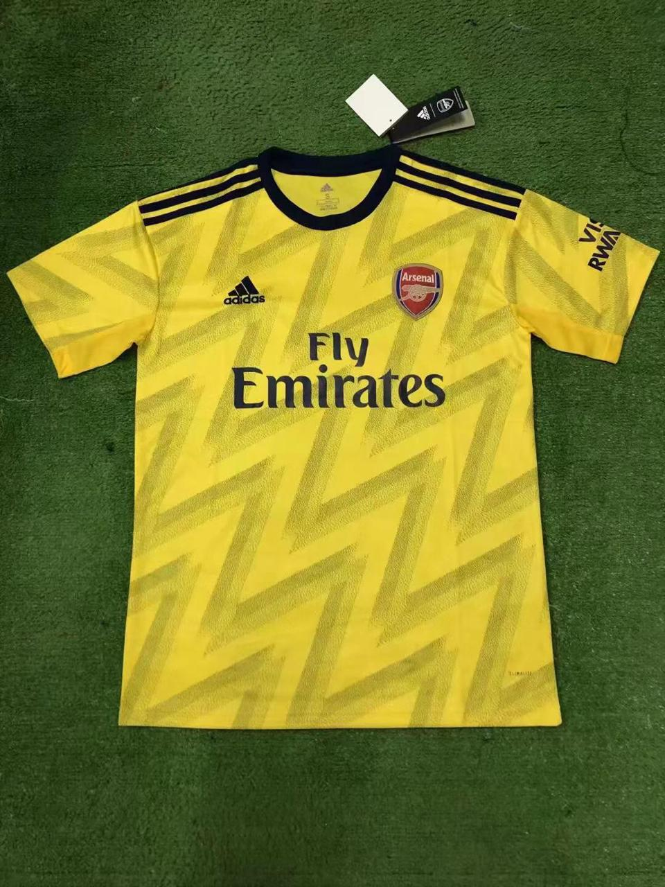 finest selection dccc0 c2fdc Original Arsenal Away Jersey 2019/20 [Superior Quality]