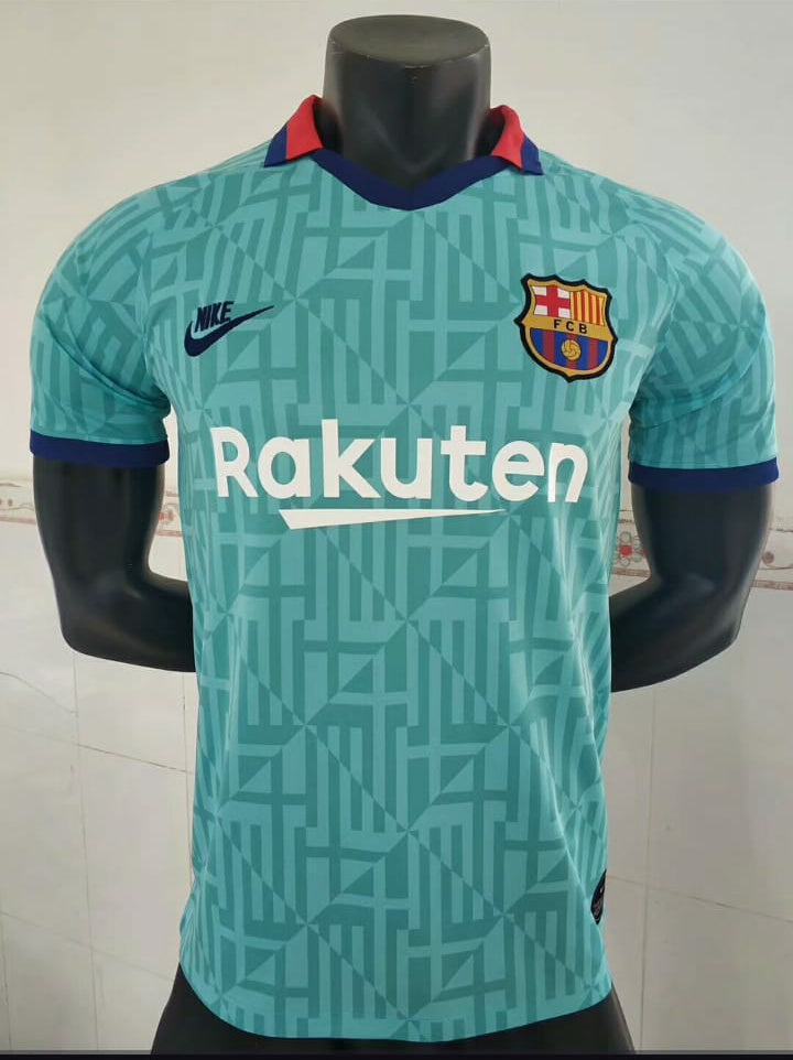 watch 3b26b 6070b Original Barcelona 3rd Jersey 2019/20 [Superior Quality]