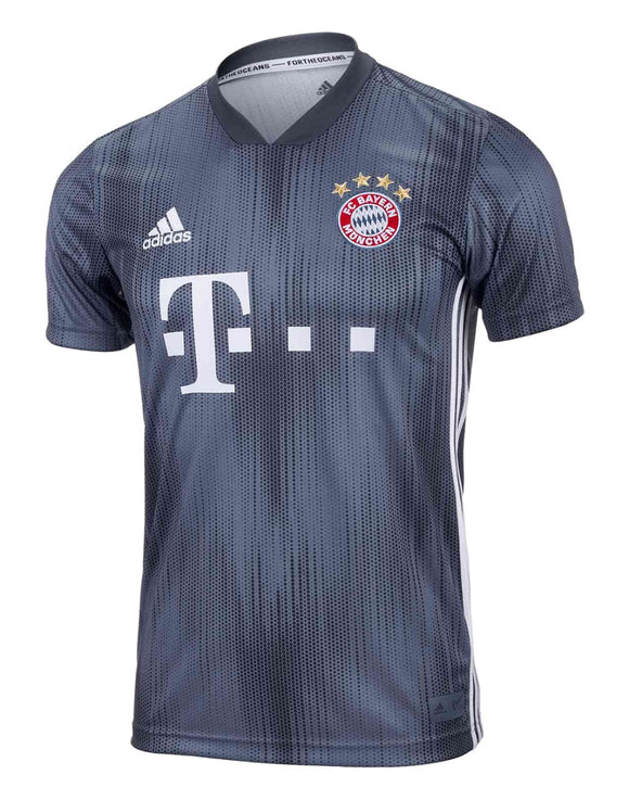 Original Bayern Munich Premium 3rd Jersey and Shorts [Optional] 2018-19