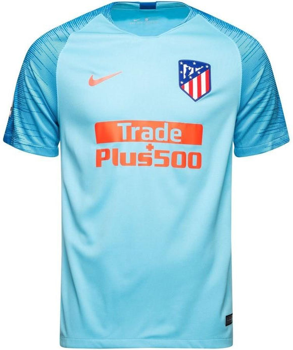Original Atletico Madrid Premium Away Jersey & Shorts [Optional] 2018-19