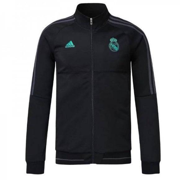 Original Real Madrid Premium Black Jacket
