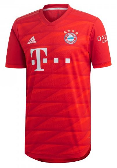 Original Bayern Munich Home Player's Jersey 2019/20 [Superior Quality]