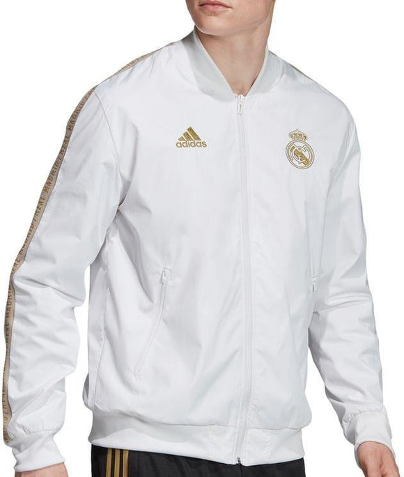 Original Real Madrid Premium Home Zipper 2019/20