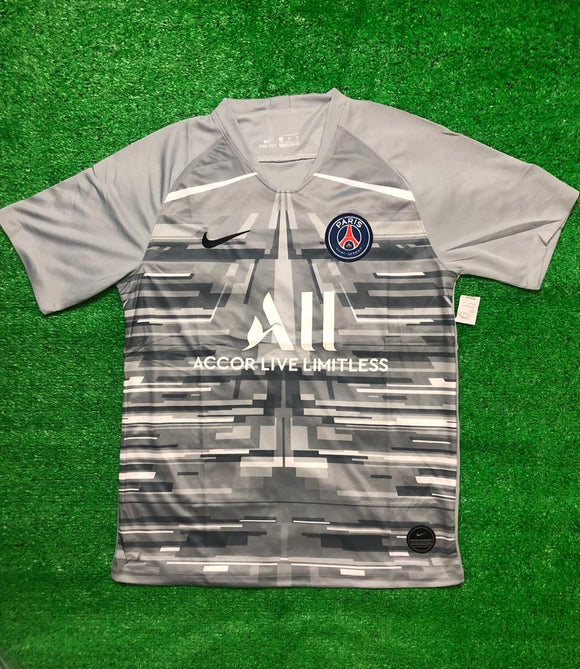 Original PSG Training Grey Jersey 2019/20 [Superior Quality]