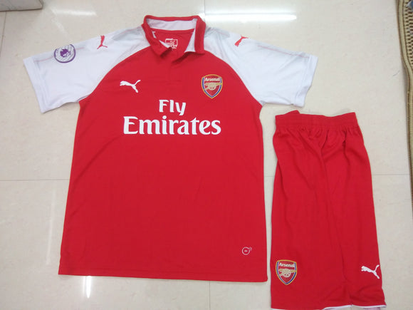 Arsenal Home 2017-18