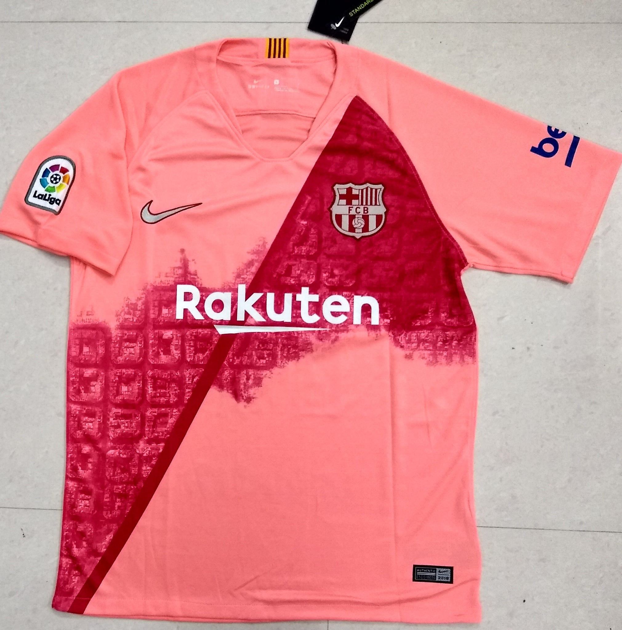 best cheap 5edf6 0a899 Original Coutinho Barcelona 3rd Jersey 2018-19 [Superior Quality]