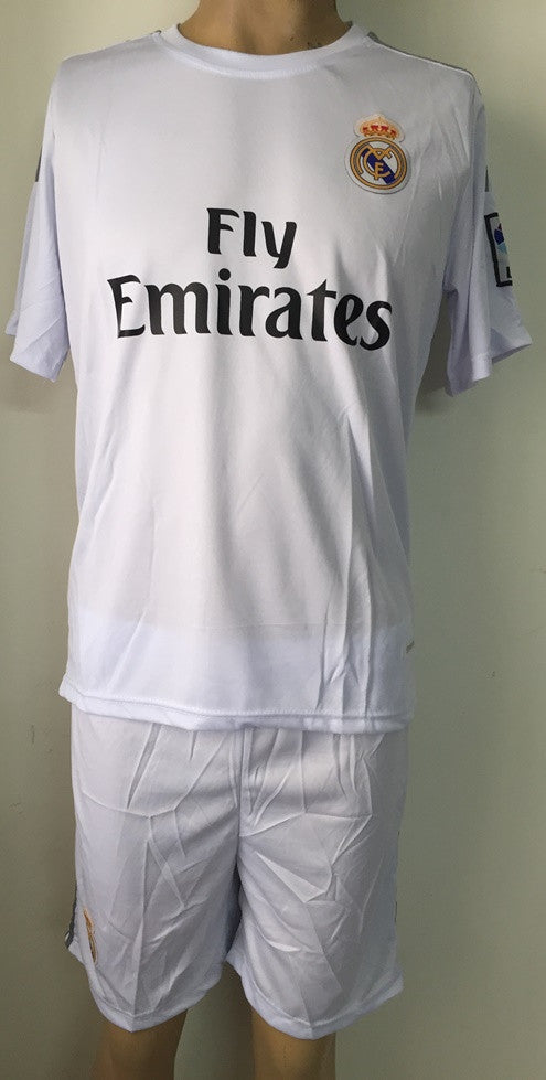 Real Madrid Home 2015-16