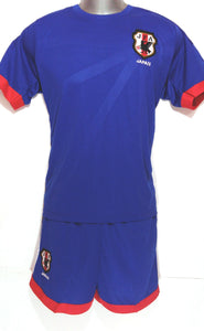 Retro Japan WC 2014 Football Jersey and Shorts