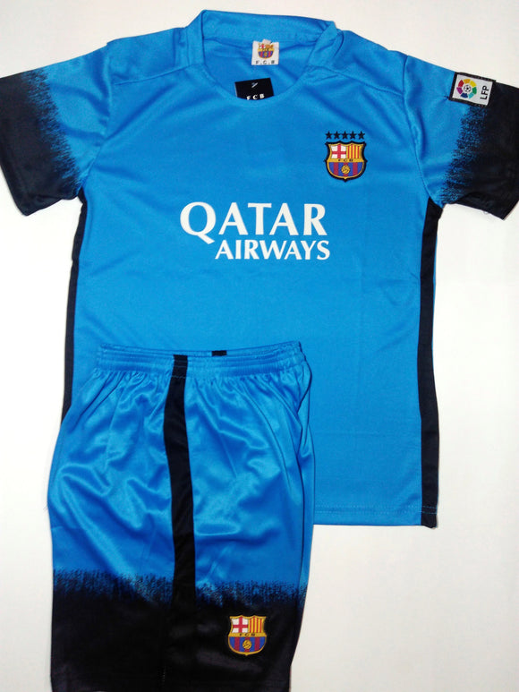 Kids Barcelona Away 2016-17