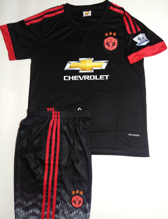 Kids Manchester United 3rd kit 2015-16