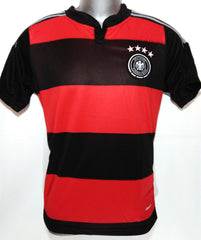 Germany Away WC 2014 Football Jersey