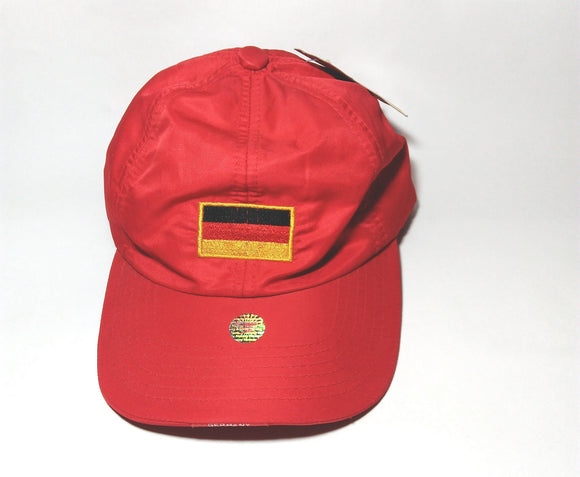 Cap Germany Black