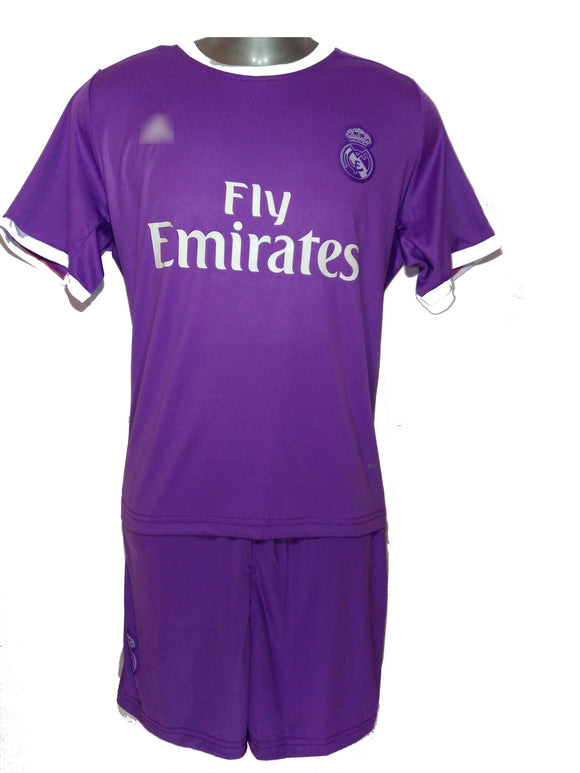 Real Madrid Away 2016-17