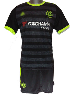Replica Chelsea Away Football Jersey & Shorts