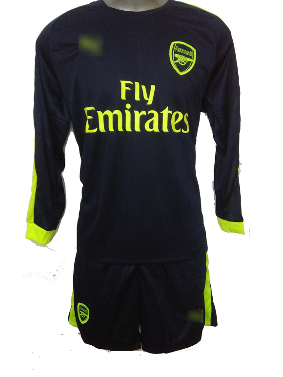 Arsenal Full Sleeves 2016-17