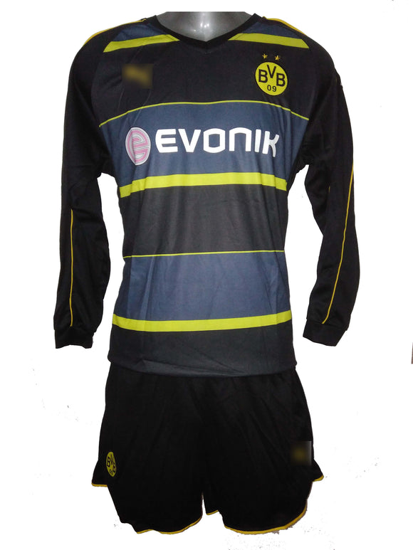 Borussia Dortmund Away full sleeve 2016-17