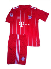 Bayern Munich Home 2017-18