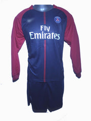 PSG Home Full Sleeves 2017-18