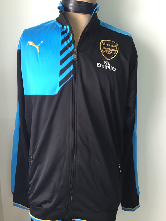 Arsenal Blue jacket